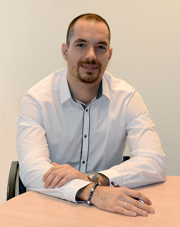 Péter Szabó, Head of SME Division at Sberbank Hungary