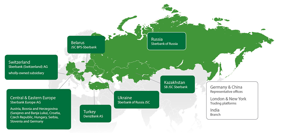 About Sberbank Group