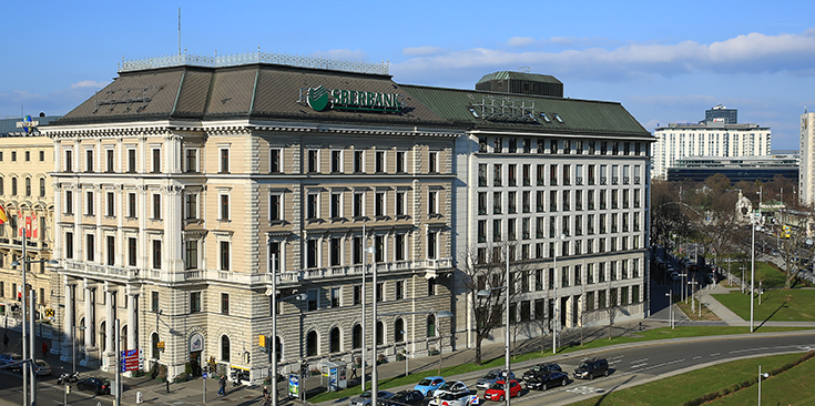 Sberbank Europe AG Headquarter in Vienna