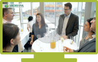 Watch the Video of the talent development at Sberbank Europe AG (98 MB)