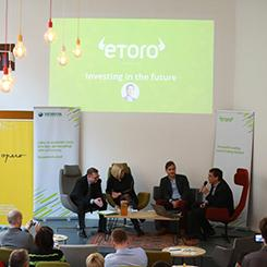 eToro Enters Czech Republic with Support of Sberbank CZ